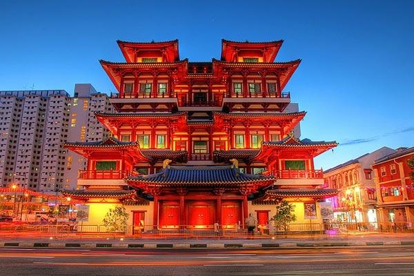chua-rang-phat–Buddha-Tooth-singapore